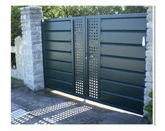 Manufacturer Shutter Doors And Gates India Home Gate Design, House Main Gates Design, Grill Gate Design, Front Gate Design, Steel Gate Design, Door Design, Iron Main Gate Design, Front Gates, Entrance Gates