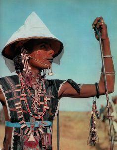 Nomades du soleil de Henry Brand, Nigeria Africa