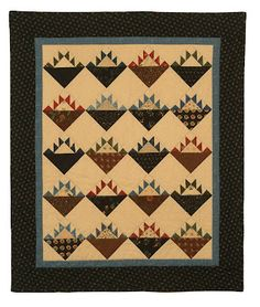 Kansas Troubles Quilters . . . from their blog