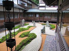 Fukuchi-in (Monastery Inn) - Mt. Koya, Japan by meckleychina, via Flickr