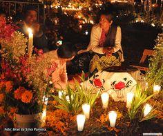 Fotografías del día de muertos en Pátzcuaro :: www.patzcuaro.com