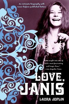 Amazing book from the perspective of Laura Joplin, Janis's sister. A must read for any Janis fan. Love, love, love this book!!!