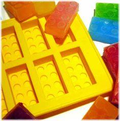 Lego Ice Cube Trays
