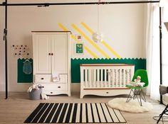 What does you perfect nursery look like? #JLDreamNursery