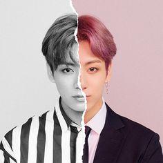 "BTS Love yourself ""Answer"" concept photo L-version - Jungkook (Jeon Jungkook) Kookie Bts, Jungkook Oppa, Bts Bangtan Boy, Jungkook 2018, Baekhyun, Jung Kook, Busan, Seokjin, Namjoon"