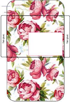 How To Make An Envelope, Diy Envelope, Envelope Design, Envelope Template Printable, Printable Paper, Free Printable, Handmade Envelopes, Paper Envelopes, Envelopes Decorados