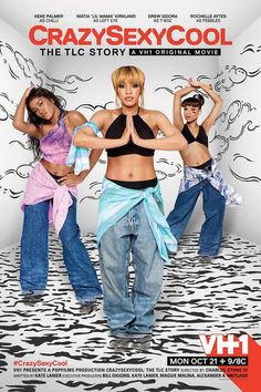 CrazySexyCool: The TLC Story (TV Movie 2013)