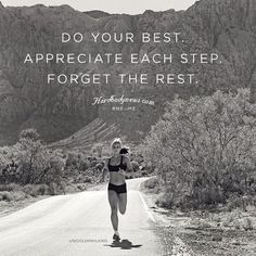 do your best, and keep going. Training motivation, fitspiration, fitness inspiration.