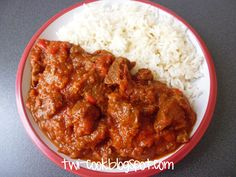 The Way I Cook: Balti Beef