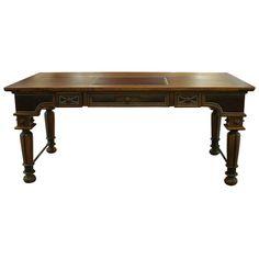 Comandante 3 Desk | Home Office | Desks | Jorge Kurczyn Furniture