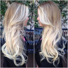 Can I please have my hair look like this?!