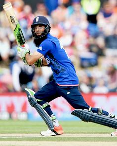 Moeen Ali scores his first World Cup century