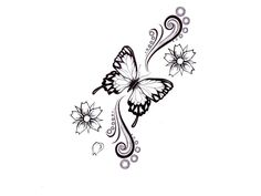 butterfly tattoo tattoo-ideas