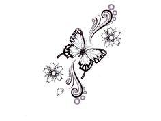 butterfly tattoo tattoo-ideas