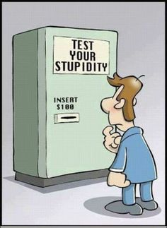 Test your stupidity - King Of Humor | King Of Humor