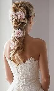 bruidskapsels lang haar