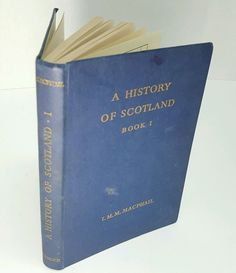 A History of Scotland for Schools (Vol 1) From the Earliest Times to 1747 VTG