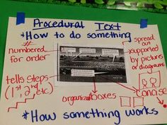 Procedural Text 2:The Mom Blogger