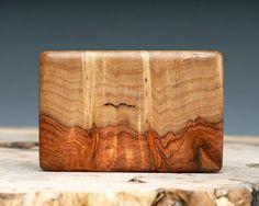 Wood Belt Buckle $59