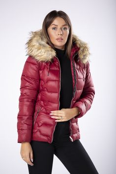 Leather Jacket Outfits, Winter Jackets Women, Puffer Jackets, Moncler, Parka, Winter Fashion, Suits, Womens Fashion, Sexy