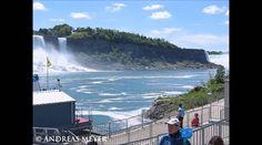 Beautiful Canada Wonderful Niagara Falls Maid of the Mist Ontario