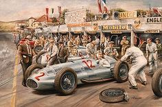 vintage racing cars - Google Search Checkered Flag, Vintage Race Car, Race Cars, Concept Art, Monster Trucks, Vehicles, Google Search, Image, Drag Race Cars