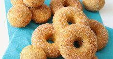Uunissa tehtävät herkkudonitsit Doughnut, Food And Drink, Desserts, Postres, Deserts, Dessert, Food Deserts