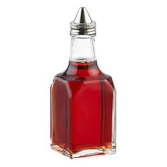 Glass Oil U0026 Vinegar Cruet