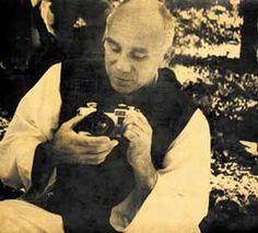 Thomas Merton y su máquina de fotos
