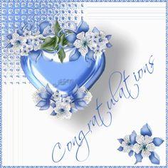 Image Congratulations 8 | Congratulations | Animated Glitter Gif ...