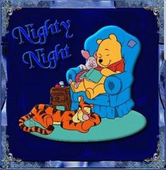 Tigger And Pooh, Cute Winnie The Pooh, Winne The Pooh, Winnie The Pooh Quotes, Winnie The Pooh Friends, Pooh Bear, Eeyore, Tigger Disney, Good Night Prayer