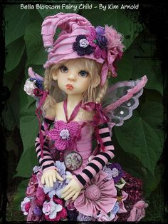 kim arnold dolls