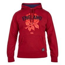 England Supporters Collection Rose OTH Hoody Biking Red 2016