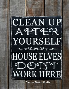 Home Decor Wall Decor House Sign Rustic Wood by CarovaBeachSignCo, $42.00