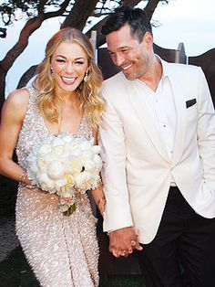LeAnn Rimes and Eddie Cibrian wedding