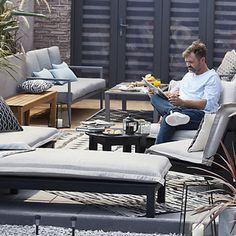 Brico Depot - It's good to be home Outdoor Furniture Sets, Outdoor Decor, Home Decor, Plant, Decoration Home, Room Decor, Home Interior Design, Home Decoration, Interior Design