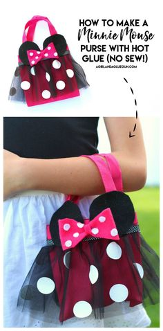 how-to-make-an-adorable-minnie-mouse-purse-with-hot-glue-no-sew-i-love-disney