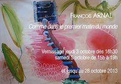 Expo François ARNAL