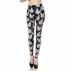 Cute Cat Leggings #leggings #womens #fitnessmodel #gymlife #fitspo #comics #pants