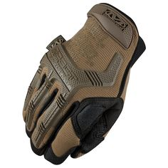 Mechanix Wear M-Pact Glove, Coyote - Gloves - Apparel - Tactical Distributors- Tactical Gear