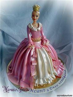 торт-лялька - Пошук Google