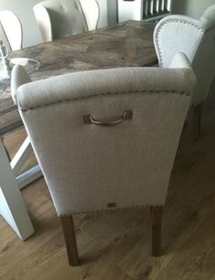Keith Dining Wing Chair