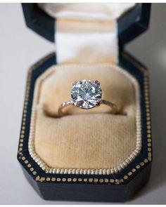 Beautiful. Wedding Rings Simple, Beautiful Engagement Rings, Solitaire Engagement, Wedding Engagement, Wedding Bands, Tiffany Wedding Rings, Simple Rings, Nontraditional Wedding, Engagement Bands