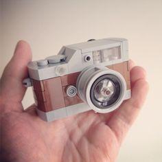 Lego Leica M9