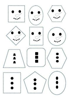 fait (2020) Christmas Arts And Crafts, Winter Crafts For Kids, Winter Kids, Winter Art, Winter Theme, Kindergarten Activities, Preschool Activities, Christmas Worksheets, Flashcards For Kids