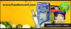 Freedomcart is the best online shopping for door delivery in Nellore , Providing Products categories like : Grocery & Elecronics , Branded foods, Personal Care, And ayurvedic&herbal. at www.freedomcart.com
