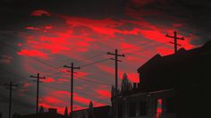 Sandro Tatinashvili on Behance Aesthetic Desktop Wallpaper, Anime Scenery Wallpaper, Aesthetic Backgrounds, Gifs, Arte 8 Bits, Gif Background, Cool Illusions, Gothic Fantasy Art, 8bit Art