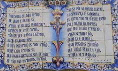 Azulejos_Casa_do_Barreiro - versos de FRANCISCO de SÁ MIRANDA.
