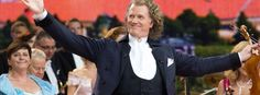 The official André Rieu website