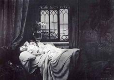 Henry Peach Robinson, Sleep, 1867